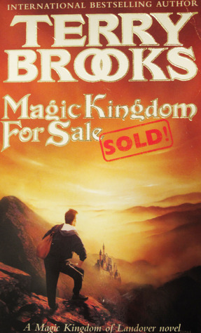 B|t|B: Book Review �C Magic Kingdom For Sale/Sold! by Terry Brooks �C Between|the