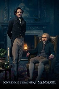 WARNING: Embargoed for publication until 19/11/2014 - Programme Name: Jonathan Strange & Mr Norrell - TX: n/a - Episode: Early release (No. n/a) - Picture Shows: EMBARGOED UNTIL 19TH NOVEMBER AT 9PM (L-R) Jonathan Strange (BERTIE CARVEL), Mr Norrell (EDDIE MARSAN) - (C) BBC  - Photographer: Todd Antony